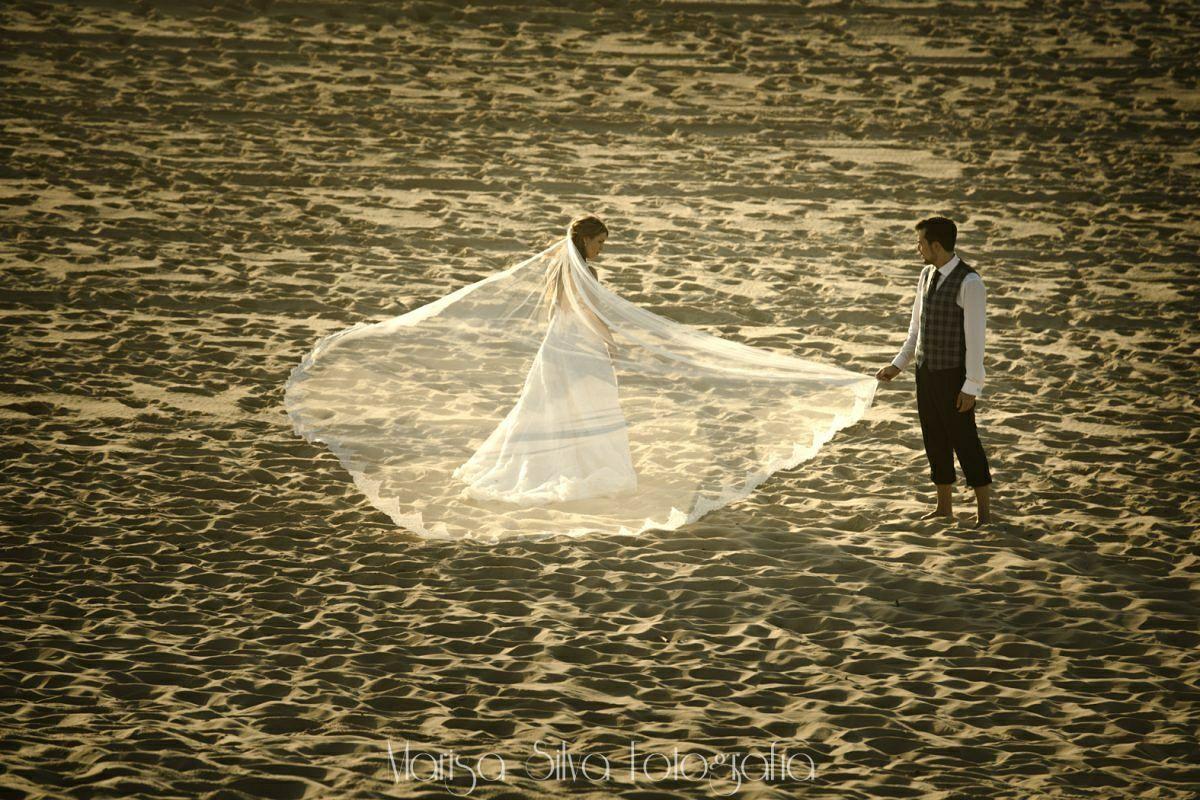 Marisa Silva. Fotografía de boda.